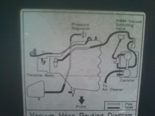 1998 Toyota 4runner Engine Va Diagram  Toyota  Auto Parts