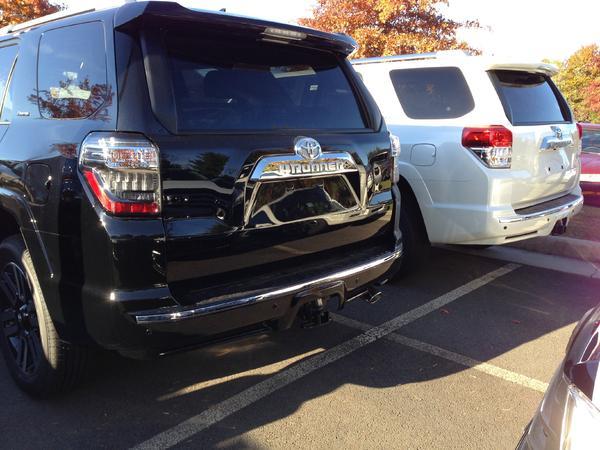 4runner Black Vs Redwood Leather Interior Autos Post