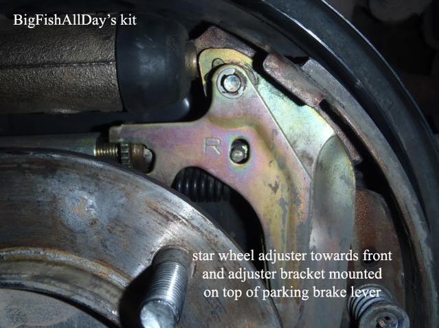 Genuine Toyota Drum Brake Adjusting Lever 47644-35040