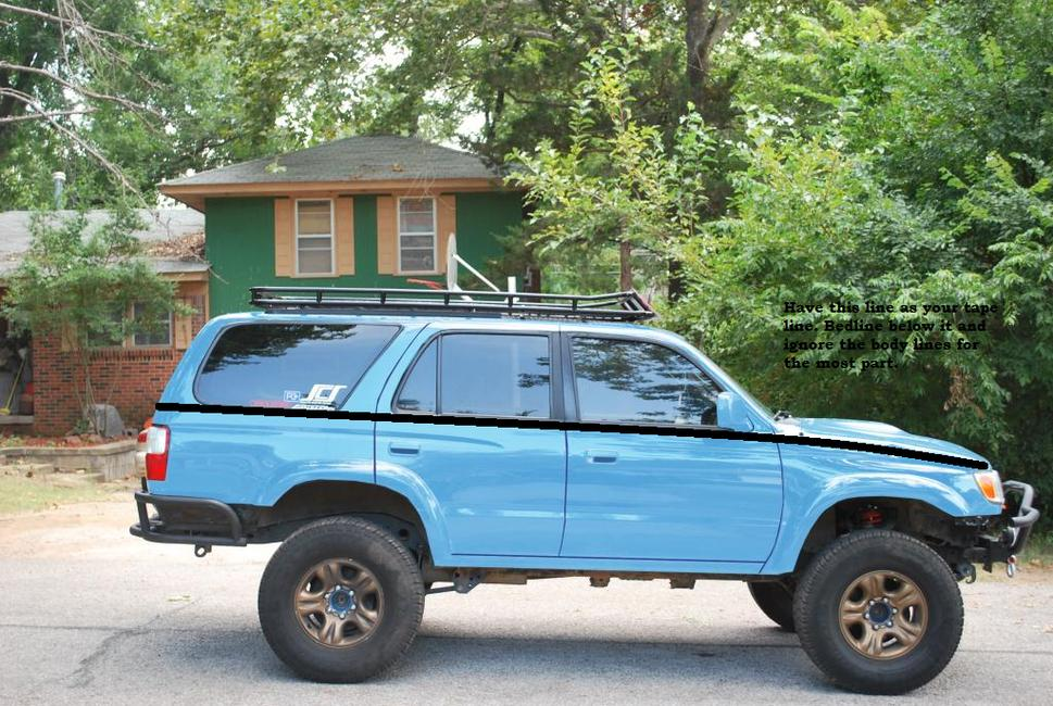 toyota 4runner forum largest 4runner forum new paint is in the budget i need some. Black Bedroom Furniture Sets. Home Design Ideas