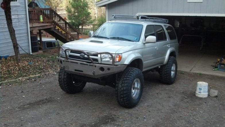 3rd Gen 4runner Led Light Bar >> 3rd Gen light bar? - Toyota 4Runner Forum - Largest 4Runner Forum