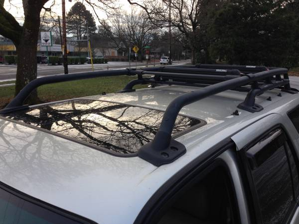 Fj Cruiser Roof Rack On A 4runner Toyota 4runner Forum