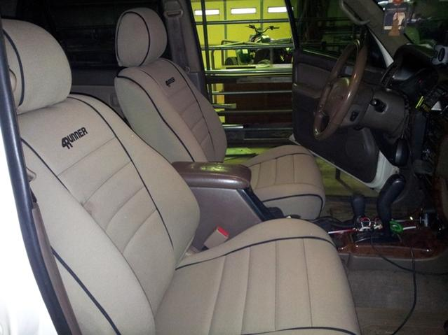 Terrific Best Seat Covers Toyota 4Runner Forum Largest 4Runner Forum Dailytribune Chair Design For Home Dailytribuneorg