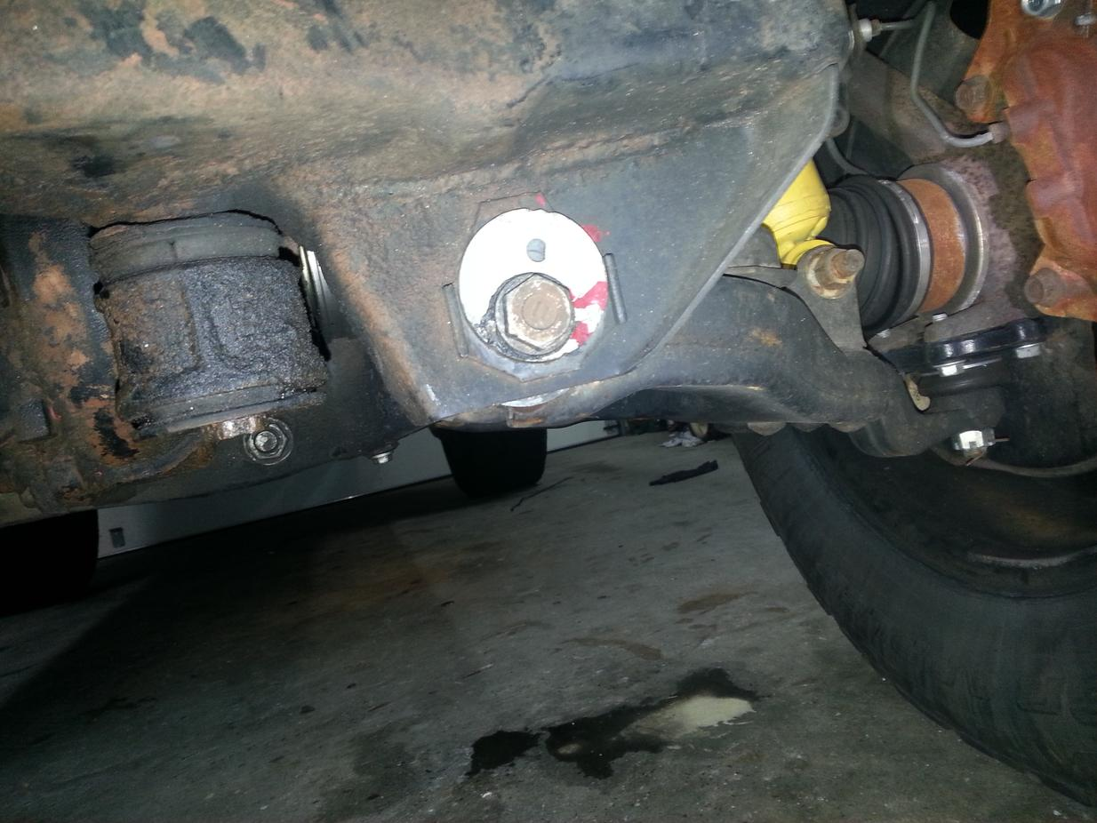 Replace lower control arm bushings help page 3 toyota 4runner forum largest 4runner forum