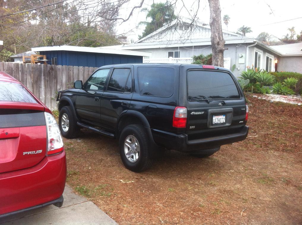 New Ride: 1999 Black Highlander 5spd E-Locked - Toyota ...