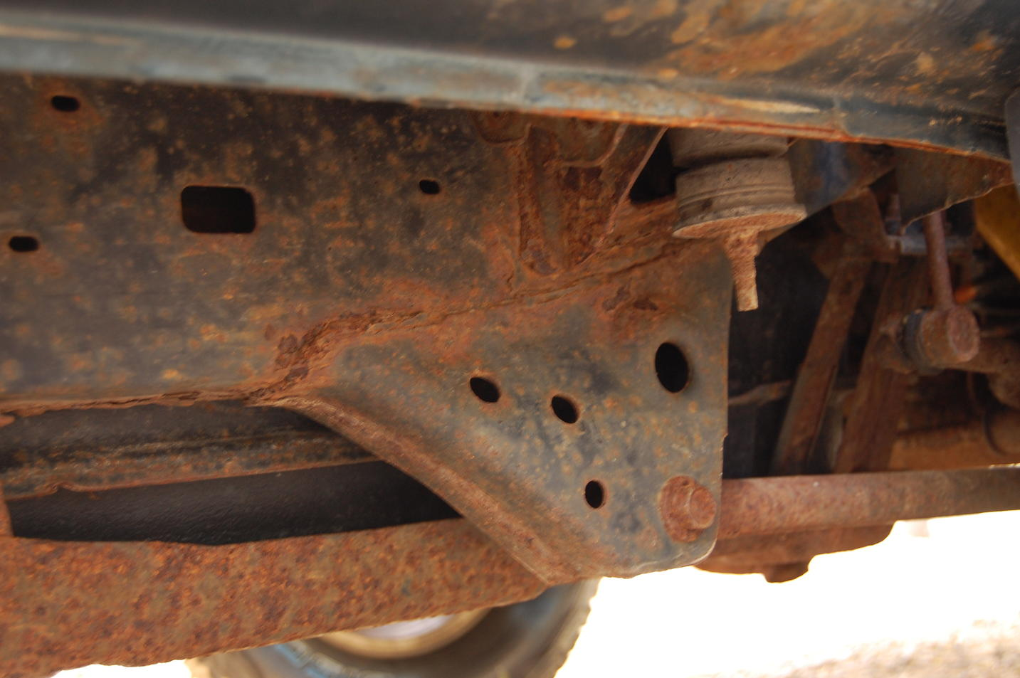 Worth fixing? (Rust) - Toyota 4Runner Forum - Largest 4Runner Forum