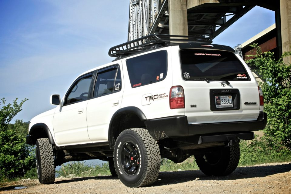How Many 3rd Gen 2wd S Do We Have Lifted Toyota 4runner