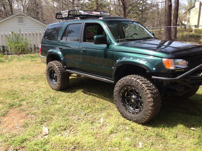 Home Made Bushwacker Flares Toyota 4runner Forum Largest 4runner Forum