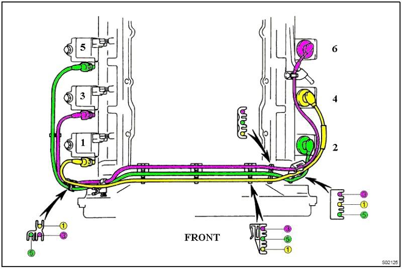 1999 Toyota Tacoma 3 4 L V6 Engine Diagram Wiring Diagram