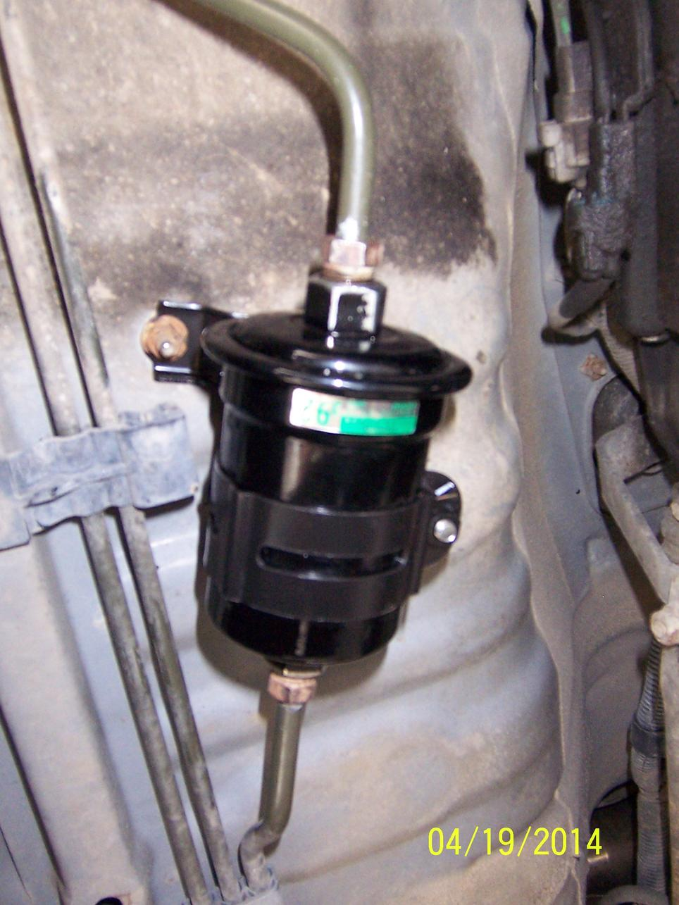 Another dirty fuel filter - Toyota 4Runner Forum - Largest 4Runner on fuel injection, catalytic converter location, fuel level sensor, fuel filters by dimensions, fuel injector, blower motor resistor location, ignition module location, transmission fluid location, fuel sending unit, fuel sensor problems nissan, engine control unit location, egr valve location, fuel line, fuel system, fuel pro 382, fuel capacity, fuel pump, fuel tank, fuel gauge, flywheel location,