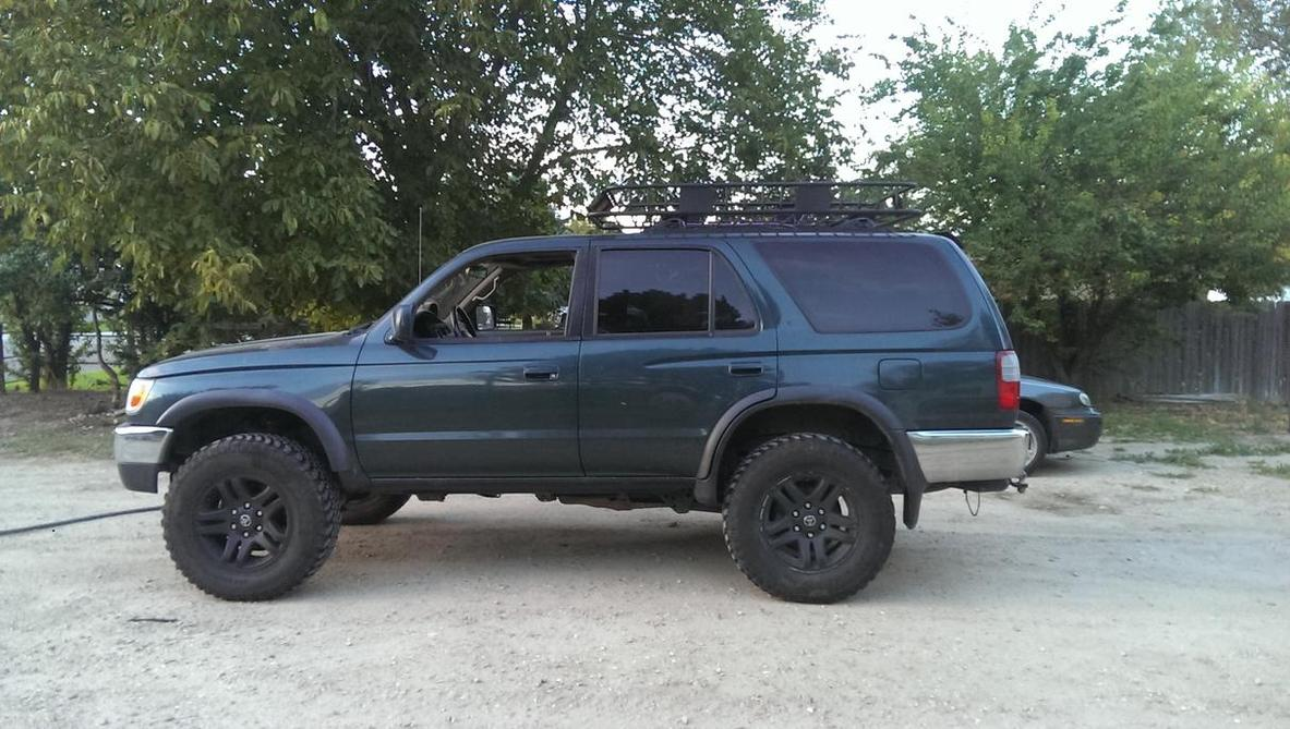 Post Up Your Evergreen Pearl Green 4runner Toyota Forum Need Some Help With Hella Lights Wiring Imag0374