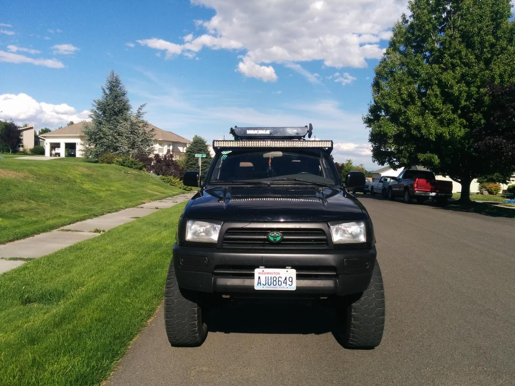 93 Toyota Pickup Light Bar Decoratingspecial Com