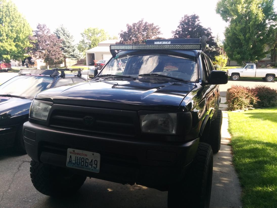 Toyota Of Tri Cities >> Another LED light bar thread - Toyota 4Runner Forum ...