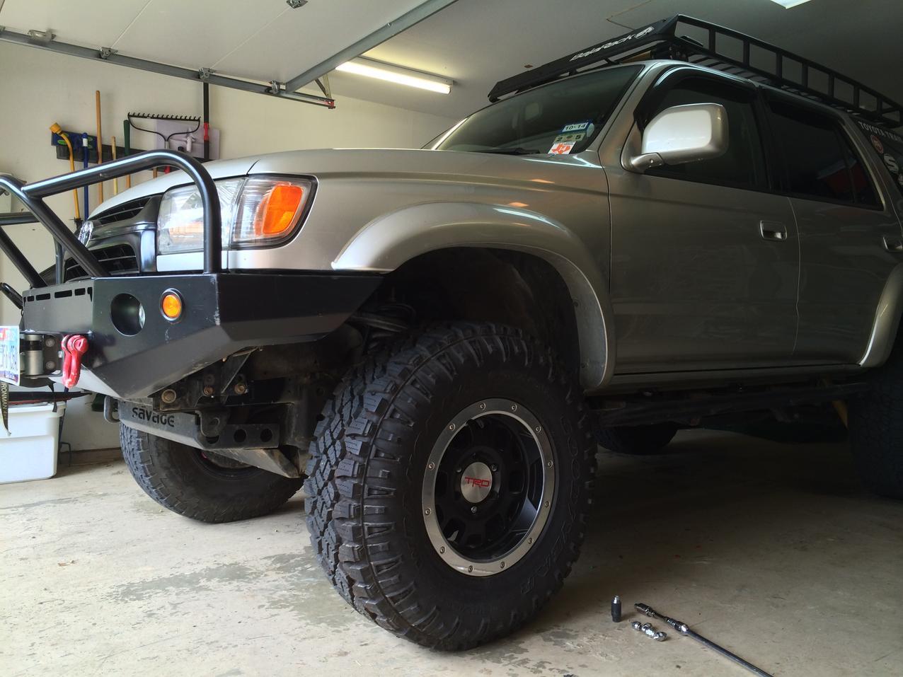 Oem Toyota Wheel Options Pics For 3rd Gen 4runner Post Em