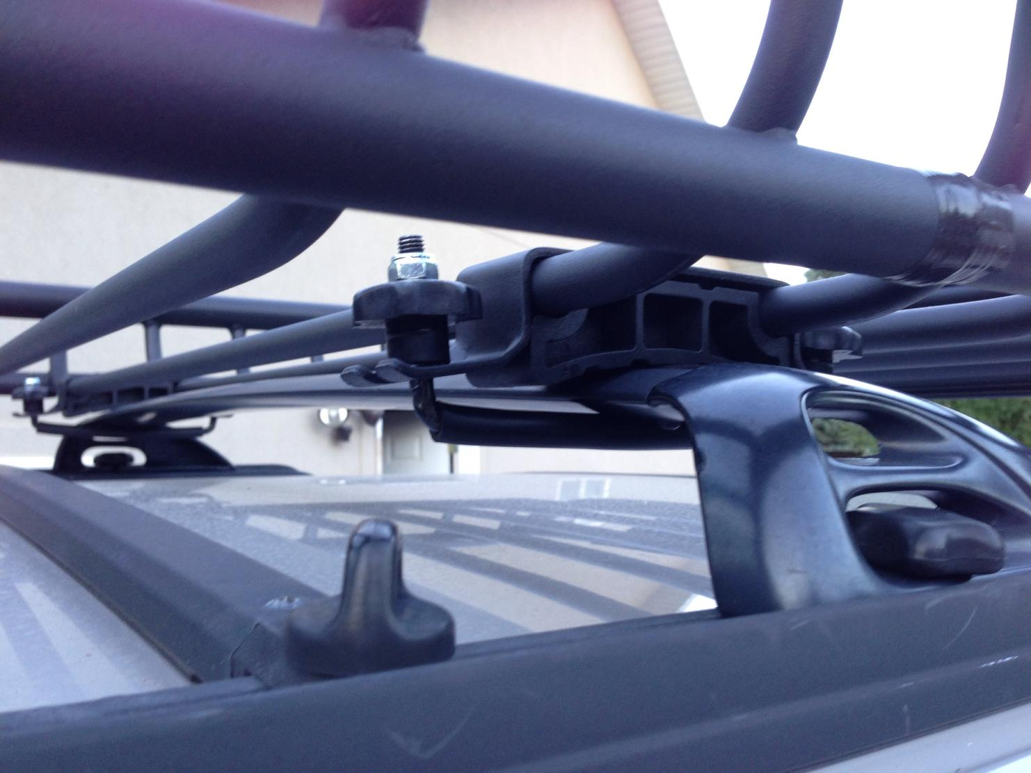 Attaching A Rola Roof Rack Toyota 4runner Forum