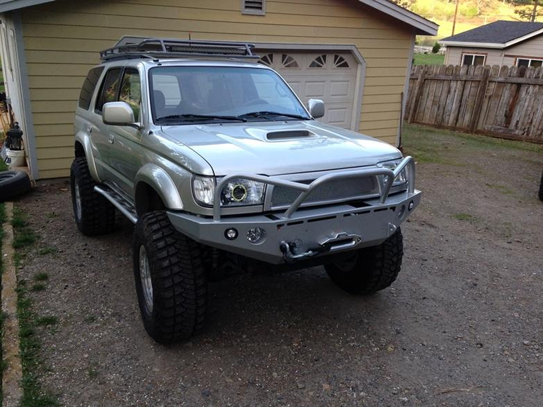 Show Off Your Led Light Bars Page 2 Toyota 4runner Forum