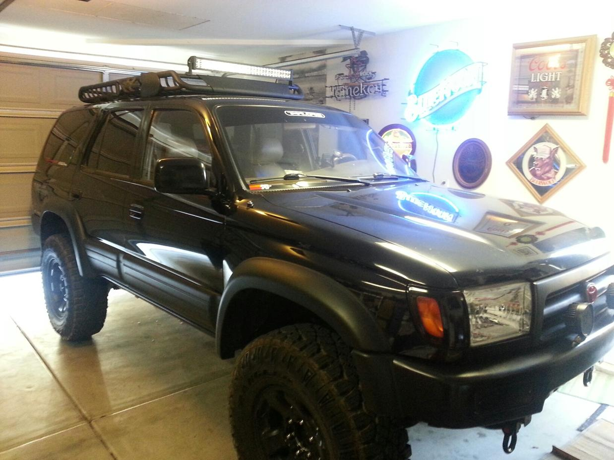 3rd Gen 4runner Led Light Bar >> Show Off Your LED Light Bars - Page 2 - Toyota 4Runner Forum - Largest 4Runner Forum