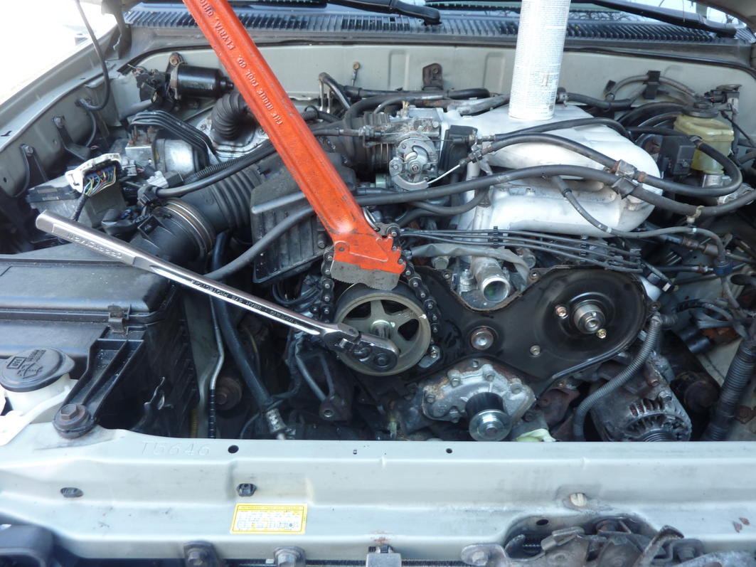 Crank And Cam Seals Replacement Question Toyota 4runner Forum The Timing Belt Front Oil Seal On A Attached 297 1359 Kb
