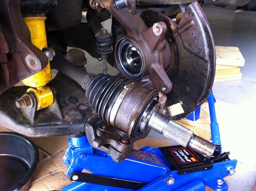 Cv Axle Replacement With Pics 1997 Sr5 4wd Manual Toyota 4runner Forum Largest 4runner Forum