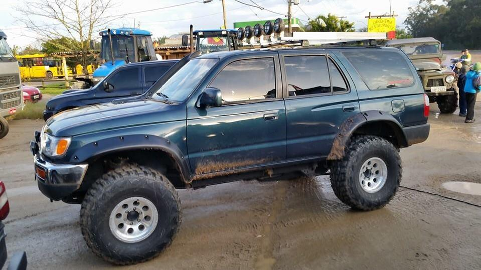 Im Looking For These Fender Flares Toyota 4runner Forum