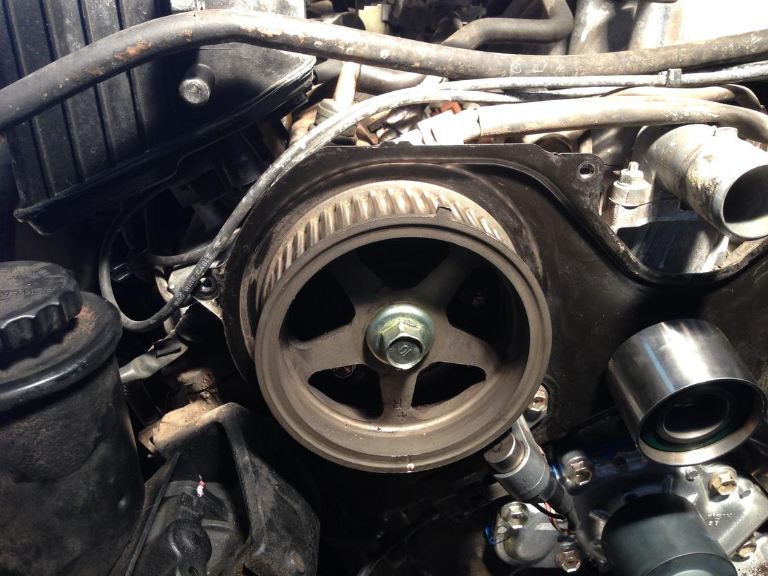 Timing Belt Problems Toyota 4runner Forum Largest Need Some Help With Hella Lights Wiring