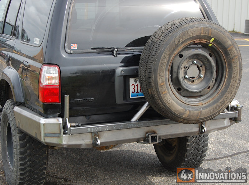 4x Innovations Rear Bumper With Swing Out Pics Page 2