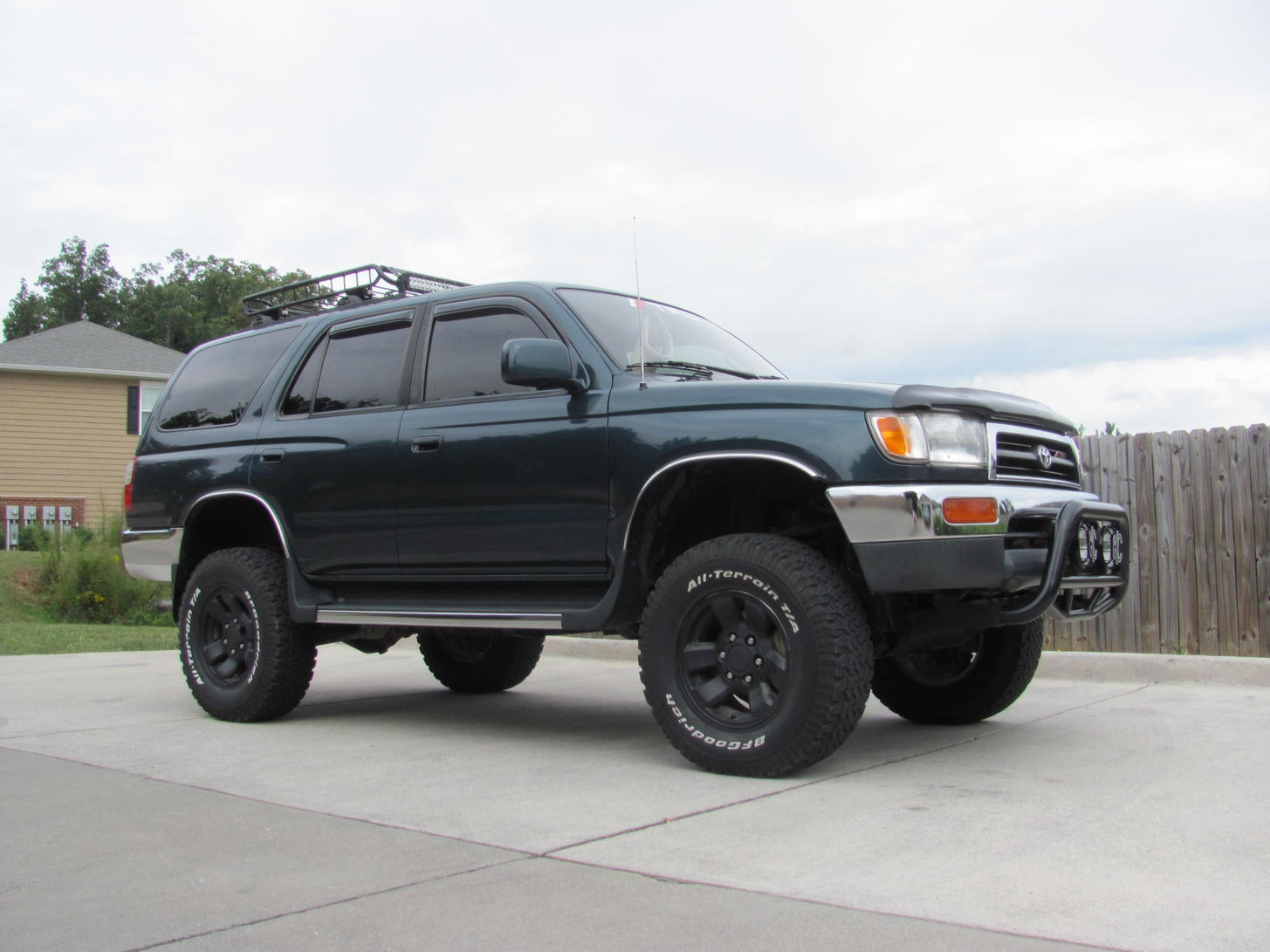 CLEAN LIFTED 98 4Runner for sale!! - Toyota 4Runner Forum - Largest ...