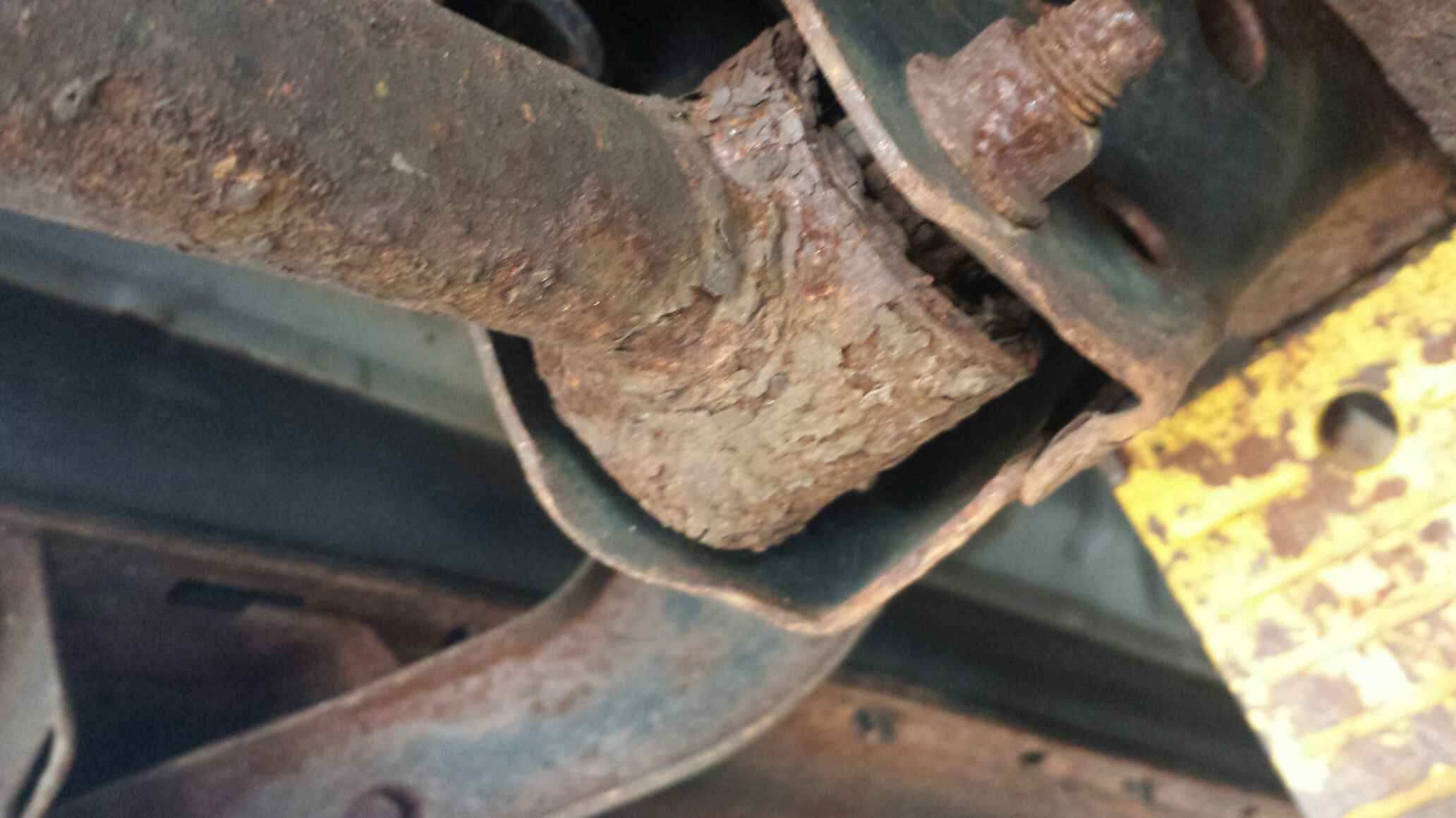How Much Rust Is Too Much Rust Toyota 4runner Forum