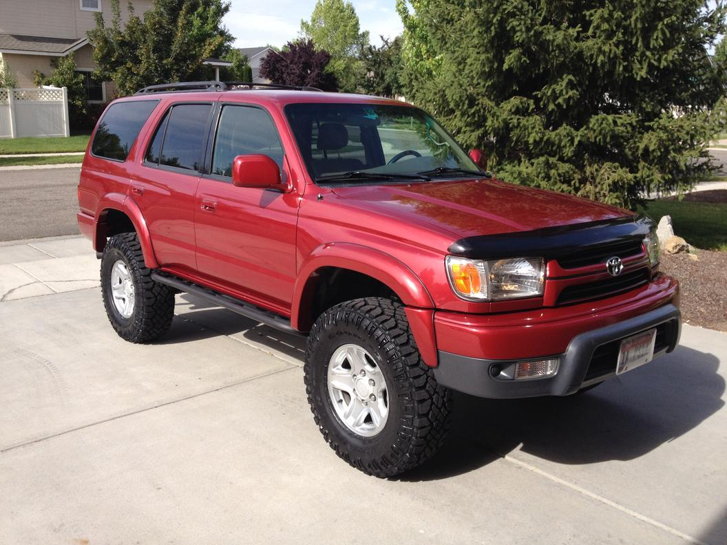 size tire for 4runner with 3 inch lift autos post. Black Bedroom Furniture Sets. Home Design Ideas