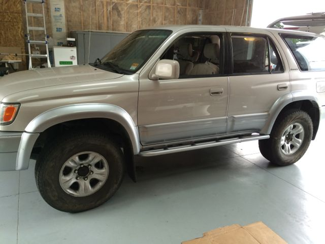 Toyota Of Plano >> Savage sliders w/ kickout on 99 Limited - Toyota 4Runner ...