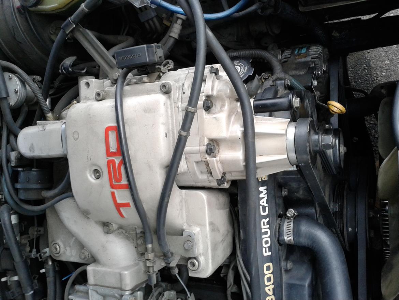 TRD Supercharger 1st Gen (Gray Top)/Eaton M62 Complete Rebuild