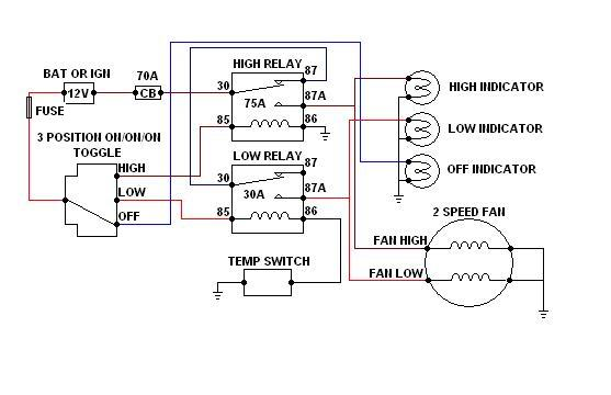 on hayden 3651 fan controller wiring diagram