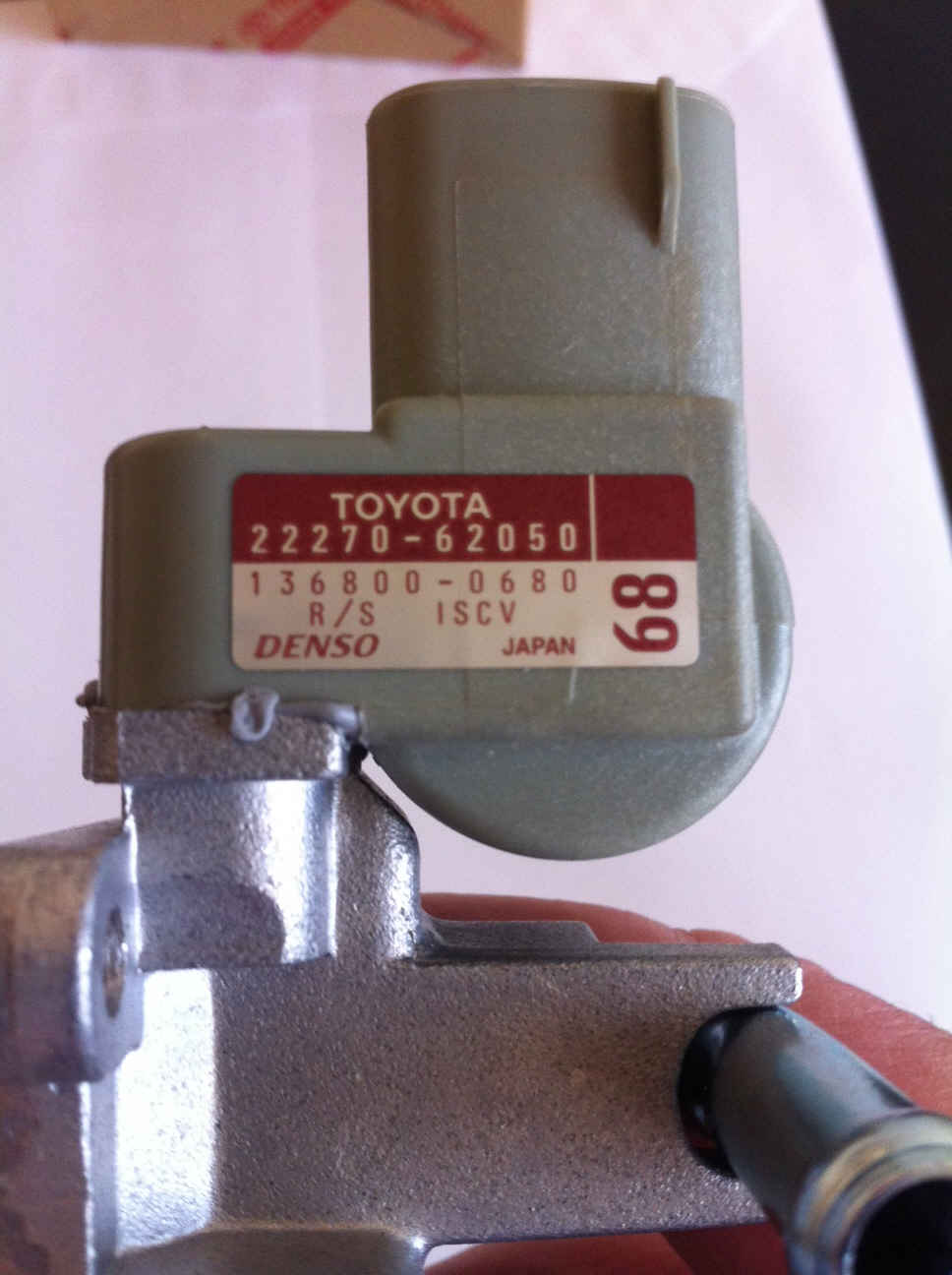Throttle Body Iac Gasket Toyota 4runner Forum Largest 2000 Idle Control Valve Attached Photo 1 956 Kb 2
