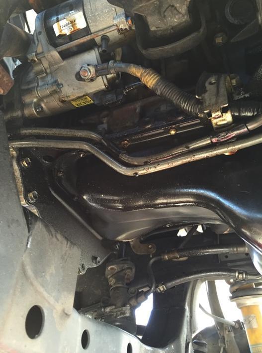 2014 Mazda 3 Oil Change >> Oil Leak - Valve Cover? - Toyota 4Runner Forum - Largest 4Runner Forum