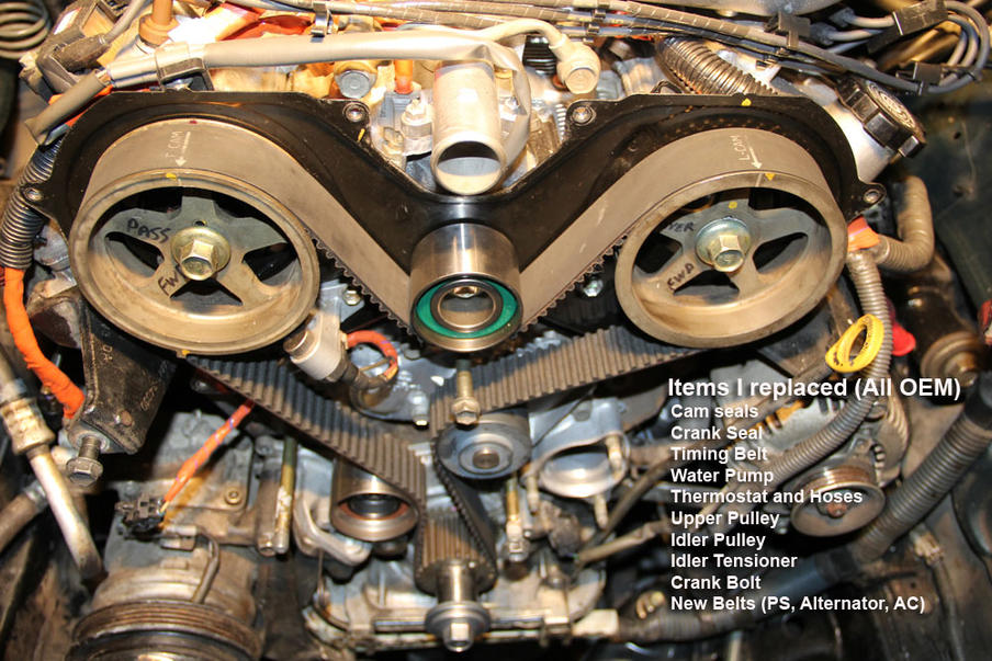 timing belt replacement costs page 2 toyota 4runner forum rh toyota 4runner org toyota timing belt change toyota corolla timing belt change