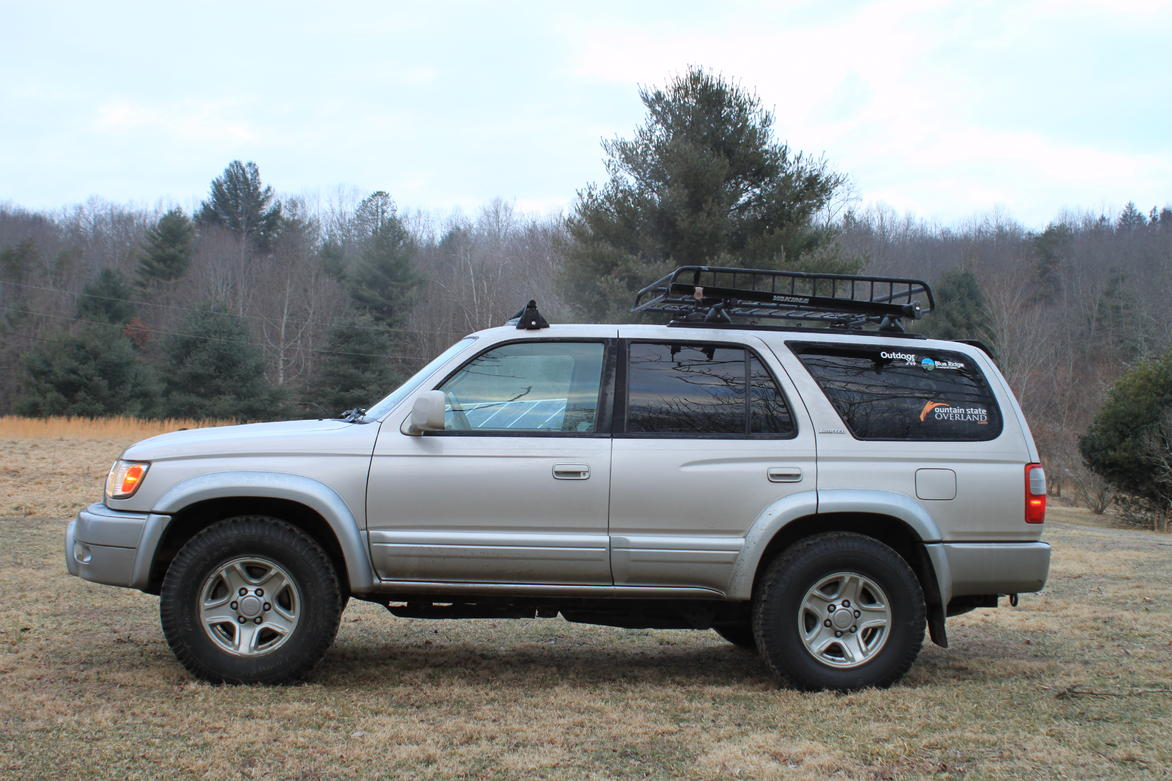 Mountain State Overland 4runner Build Toyota 4runner Forum Largest 4runner Forum