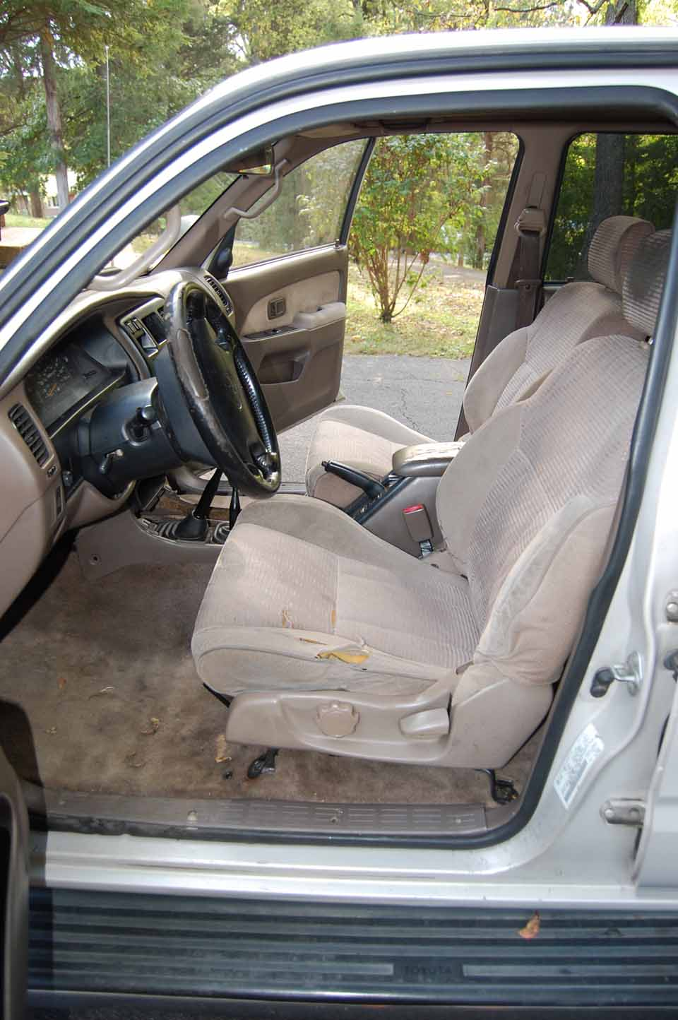 Vinyl Flooring And Interior Refresh Tutorial Review Toyota 4runner Forum Largest 4runner Forum