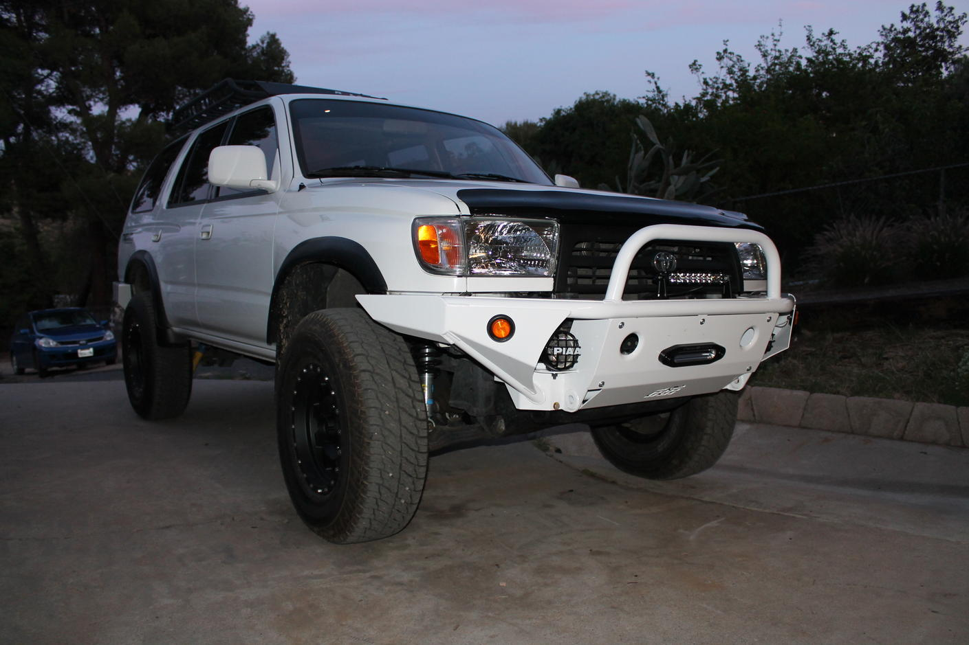 CBI front bumper install? - Toyota 4Runner Forum - Largest
