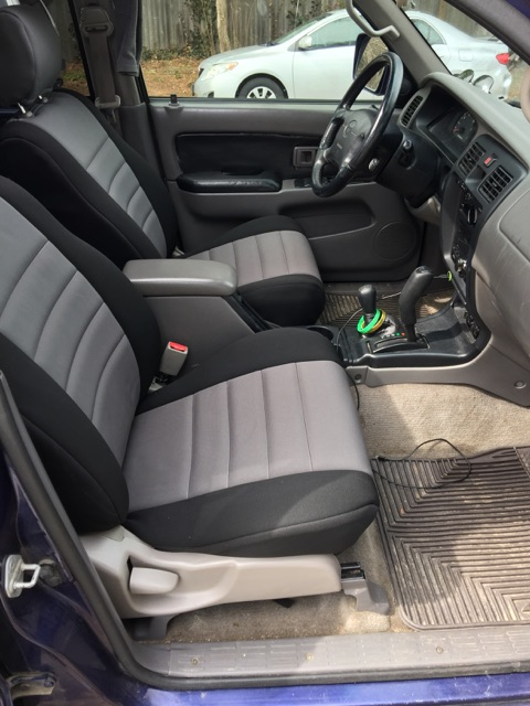 Neoprene Seat Covers Page 2 Toyota 4runner Forum