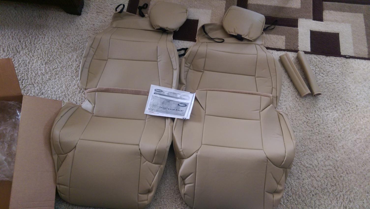 how to make prius seats more comfortable