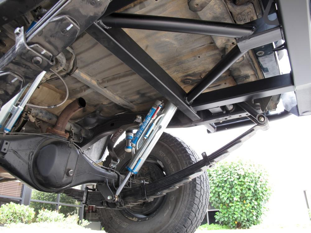 Long Travel Suspension 3rd gen - Toyota 4Runner Forum