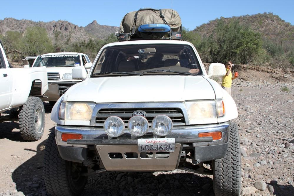 Long Travel Suspension 3rd gen - Toyota 4Runner Forum