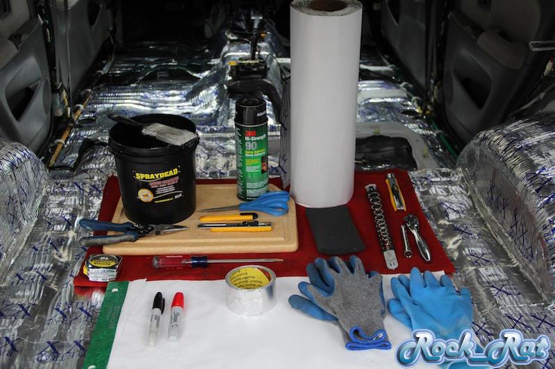 Sound Deadener Project - Spray Dead, Fat Mat-deadener_7-jpg