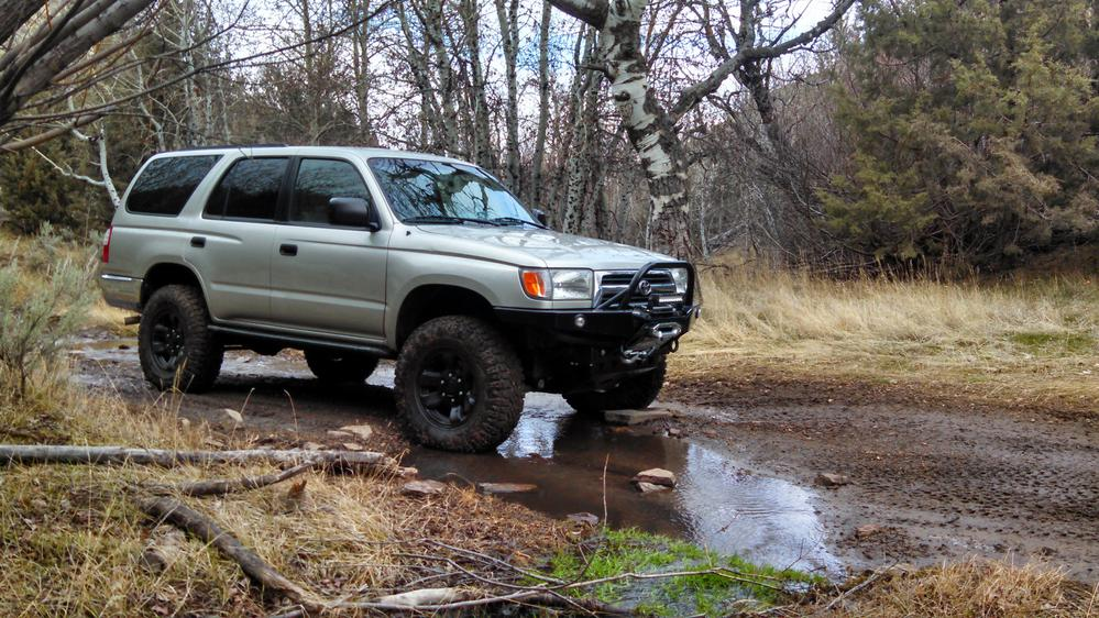 3RZ With 33's - Page 2 - Toyota 4Runner Forum - Largest
