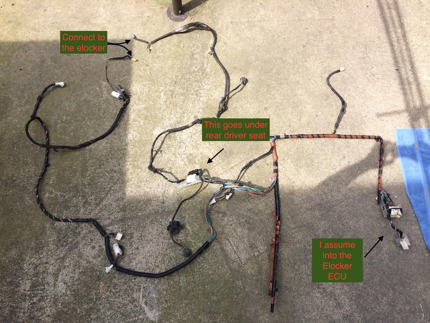 Elocker Oem Wiring Toyota 4runner Forum Largest 4runner Forum