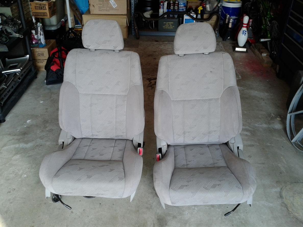 Front Seat Covers Toyota 4runner Forum Largest