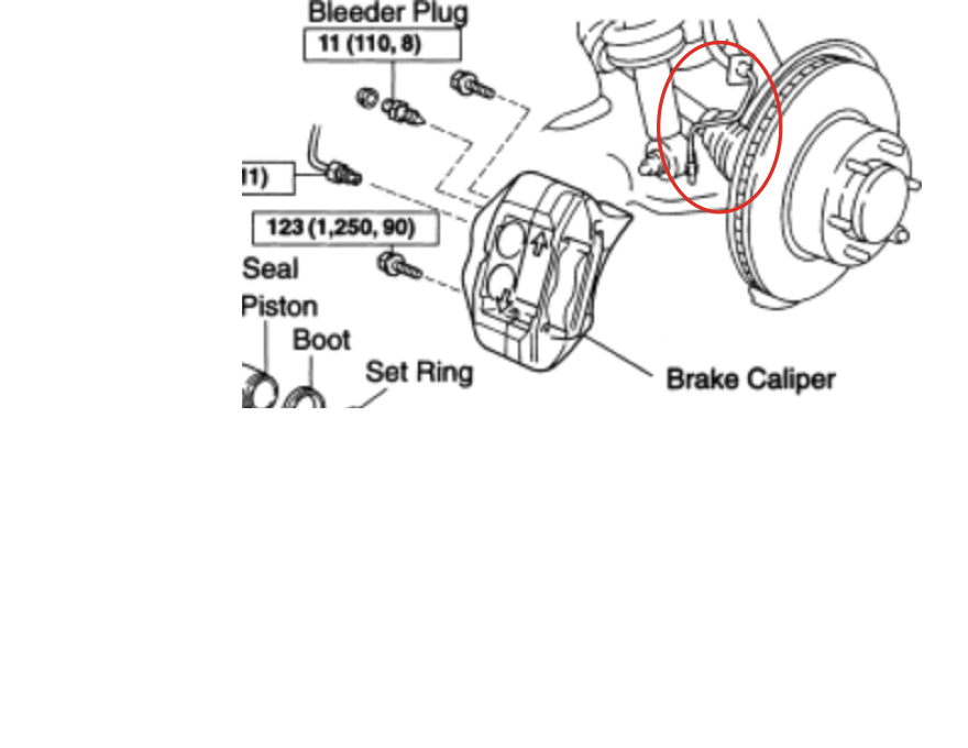 toyota sequoia parts diagram