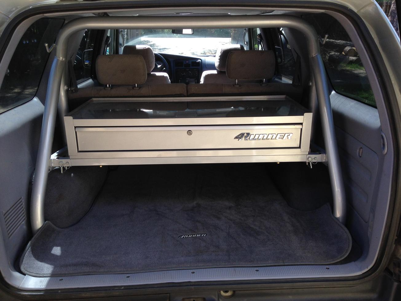 Show Us Your Roll Bar Set Up Page 4 Toyota 4runner