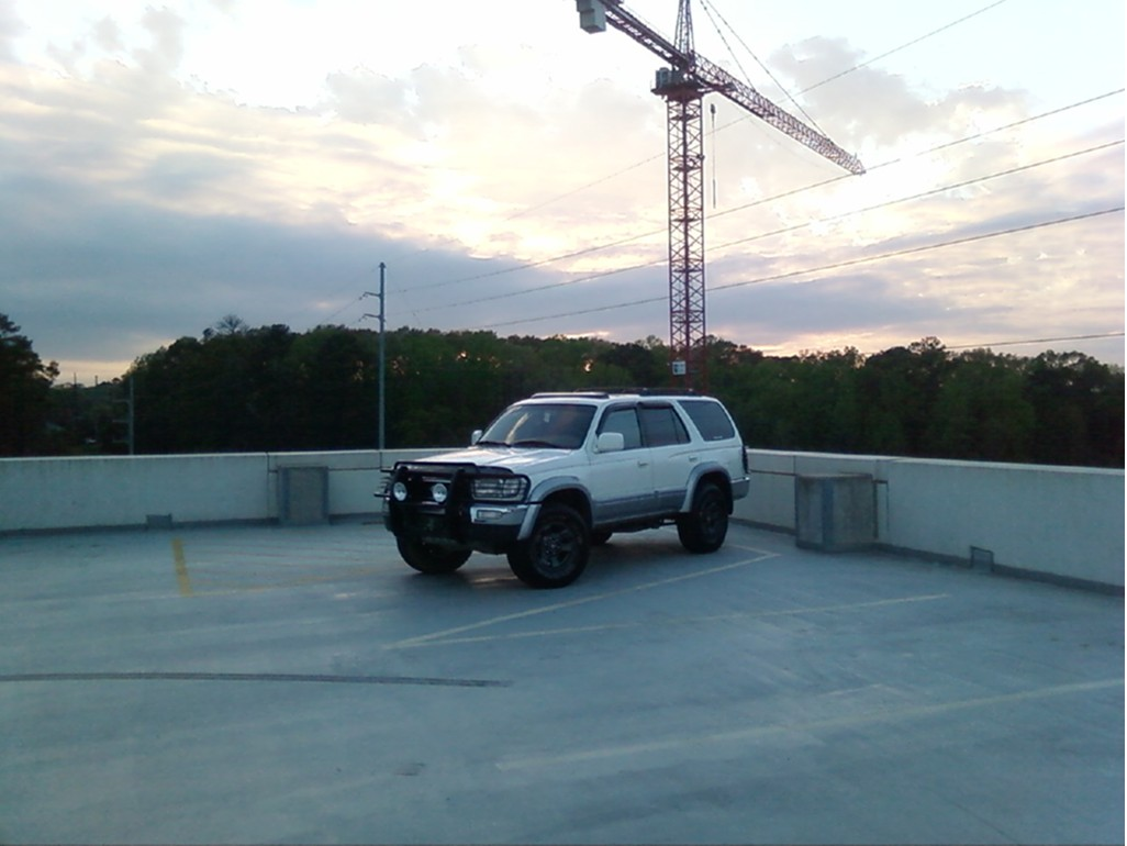 Want To Paint The Oem Wheels Black Page 3 Toyota 4runner Forum Largest 4runner Forum