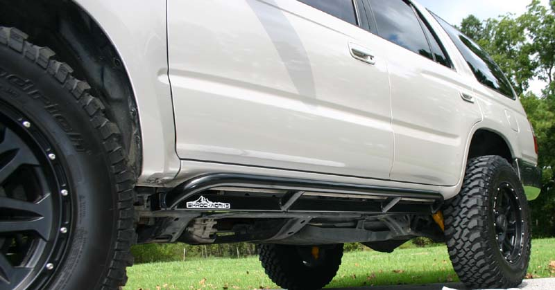 Showoff Your Rock Sliders Toyota 4runner Forum Largest